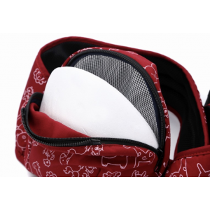 Premium Multifunctional Baby Carriers Baby Hipseat Backpack With Cute Animals