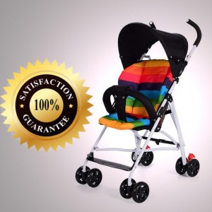 S&Y Premium Light Weight Foldable Baby Stroller Pram Baby Buggy