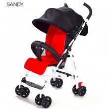 Premium Light Weight Foldable Baby Stroller Pram