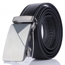 Luxury Men Formal Automatic Buckle Belt