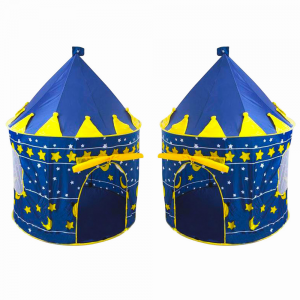 Kids And Children Portable Play Tent Foldable Outdoor Castle House Khemah Kanak2