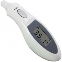 Digital Portable Infrared Ear Thermometer With Pouch