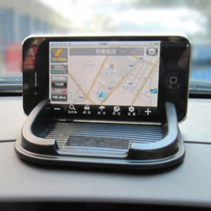S&Y Car Dashboard Non-slip Mat Super Sticky Pad GPS Mobile Phone Smart Phone Holder 2 Units