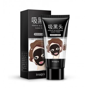 Activated Carbon Blackhead Removal Facial Mask Bamboo Charcoal