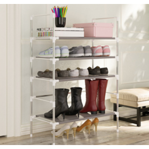 Sandy's DIY 60cm Wide 4 Tier Shoe Rack