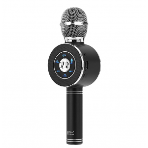 DC5V Wireless Bluetooth Karaoke Microphone Portable Loud Speaker KTV MIC