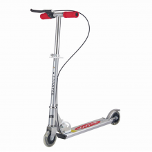 Premium Stainless Steel Scooter With Hand-braking System