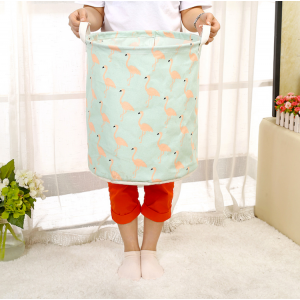 Large Foldable Waterproof Laundry Basket With Handle