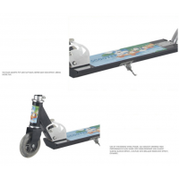 Premium Stainless Steel Scooter With Stand Hook