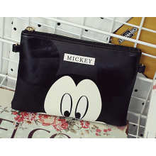 Mini Cartoon PU Leather Envelope Sling Bag With Strap