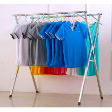 Stainless Steel Foldable Drying Rack Laundry Hanger 160cm