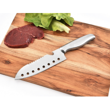 2 in 1 Stainless Steel Kitchen Knife With Bottle Opener