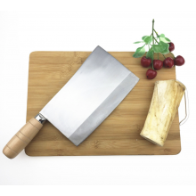 830g Chinese Cleaver Bone Chopper 4cr13mov Chinese Restaurant Kitchen Knife