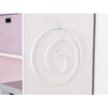 Sandy's Stainless Steel Spiral Cloth Hanger Blanket and Bed Sheet Drying Hanger