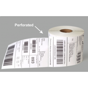 [100x150mm] A6 Waybill Thermal Paper Shipping Label Consignment Note Sticker