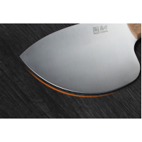 Taiwanese Round Belly Fish Knife Fish Filleting Boning Knife Tuna Knife 4cr13 Steel