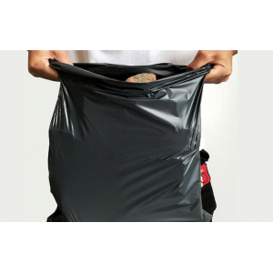 100pcs Courier Bag / Flyer Plastic Bag / Beg Kurier / 快递袋 / Poslaju Mailing Bag Courier Flyers