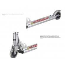 [Rejected] Premium Stainless Steel Scooter With Hand-braking System